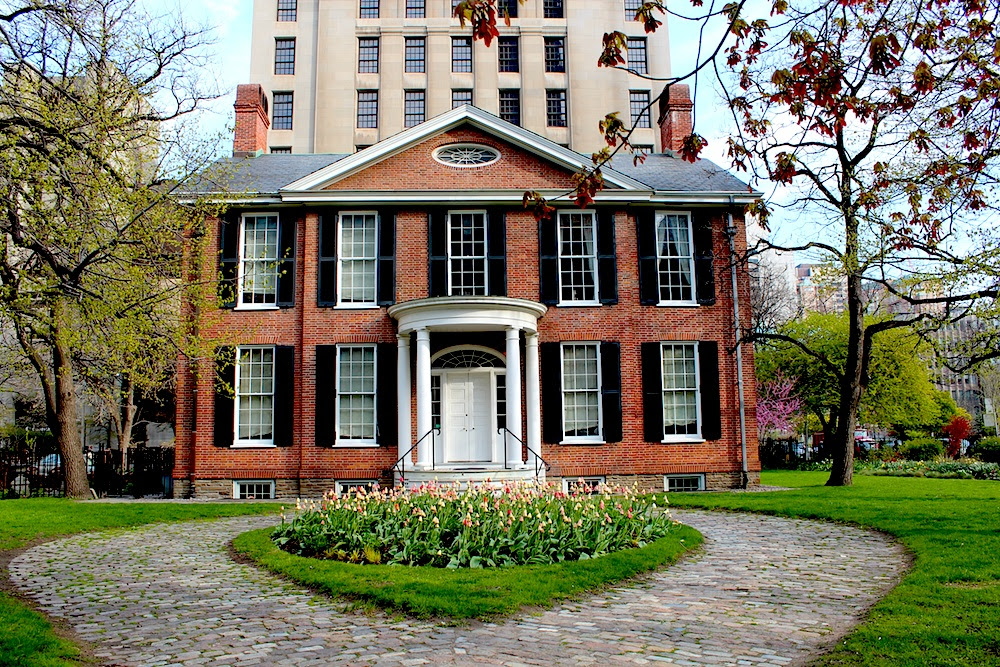 Image result for campbell house toronto
