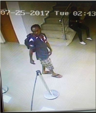 Lagos Banker Sacked After This Man Reportedly Stole Huge Money From A Bank (Photos)