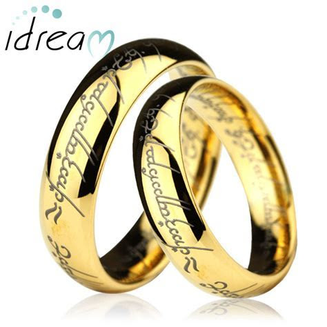 The most beautiful wedding rings: Matching engraved