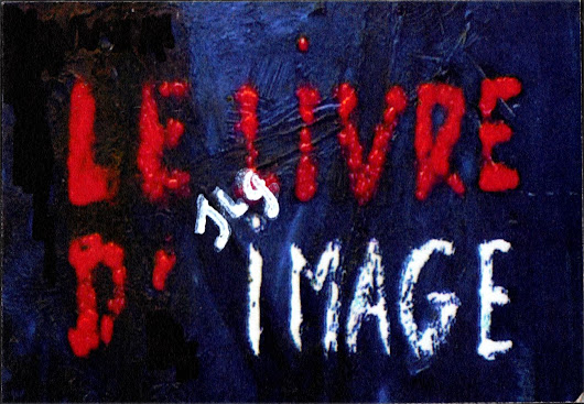 References for Jean-Luc Godard's The Image Book (2018)