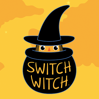 Halloween Mama Hack: The Switch Witch Giveaway | MomCave TV