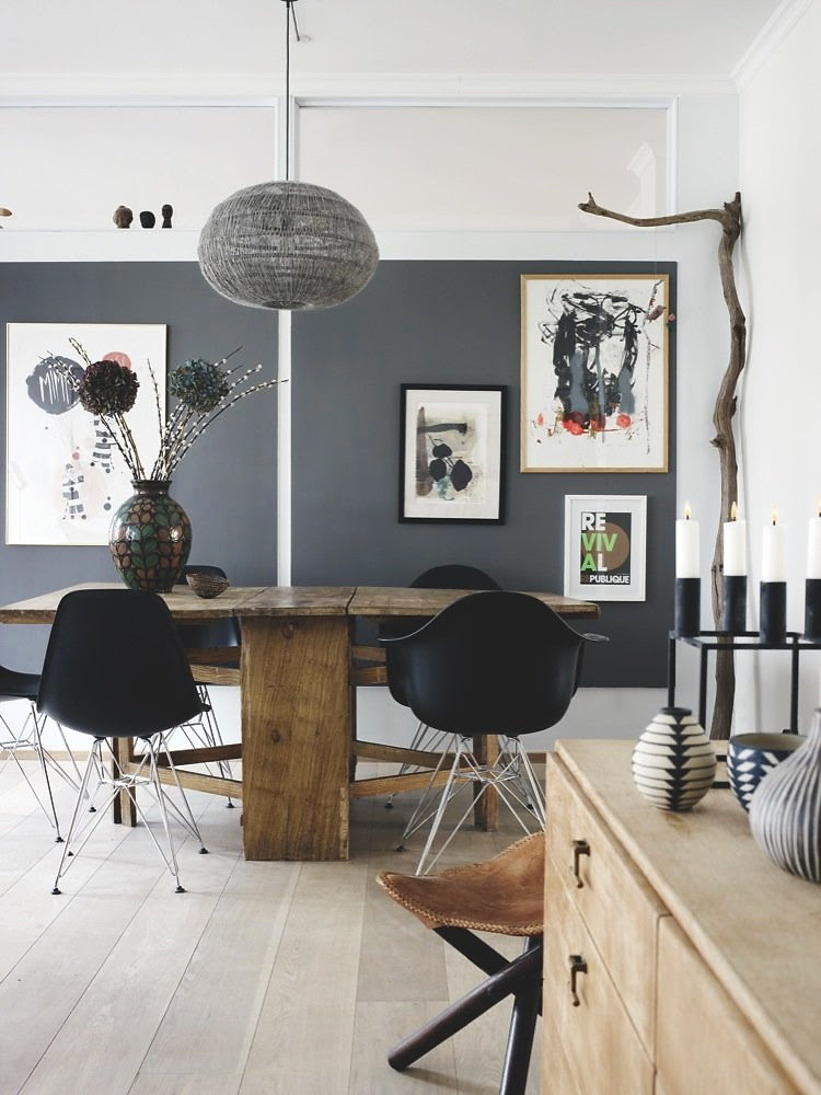 Decordemon lotte and mathieu 39 s beautiful house in denmark - Deco cuisine scandinave ...