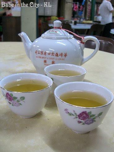 SK - tea