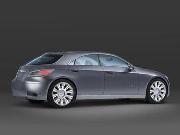 Chrysler Nassau Concept preview
