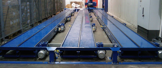 Tailor-made conveyor systems to suit all applications - Andrews Automation
