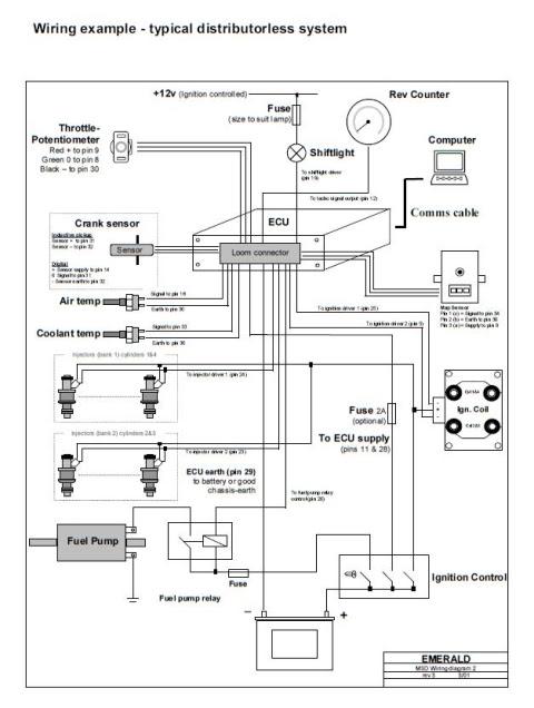 Wiring Diagram Gallery: Wiring Diagram Ford 60 Pin Ecu
