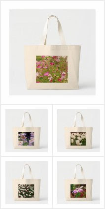 Bags With Beautiful Flowers