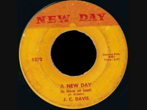 Canciones que nunca bailaré (LXIX): A new day (is here at last) - J.C. Davis
