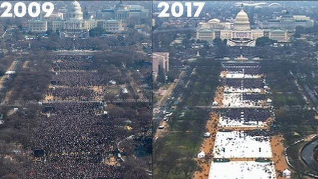 Image result for obama vs trump presidential lies
