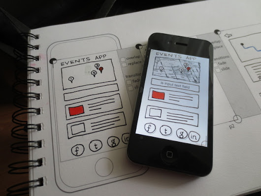 AppSeed - Turn sketches into functioning prototypes fast