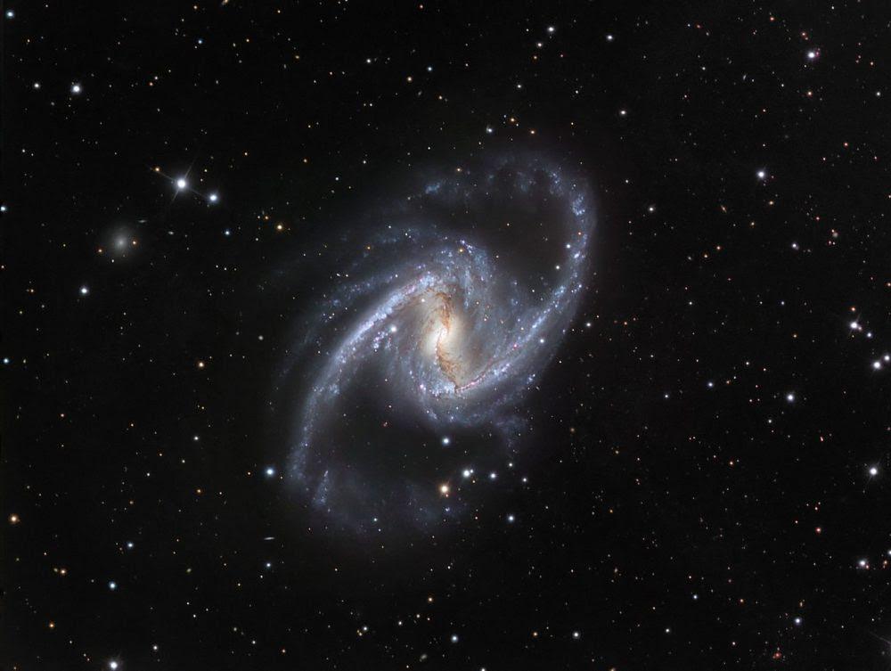 Galaxia Espiral Barrada 2608 : La galaxia espiral barrada ...