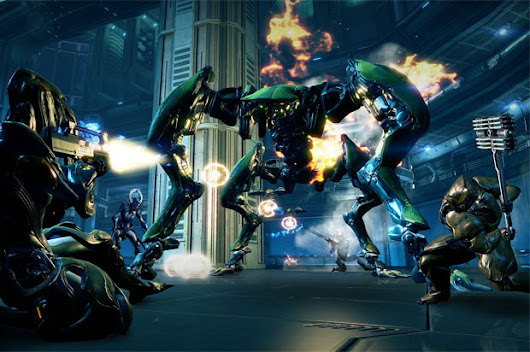 Warframe Review | Free to Play MMO Action