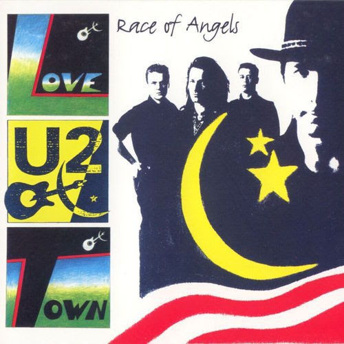 U2 - All Along The Watchtower