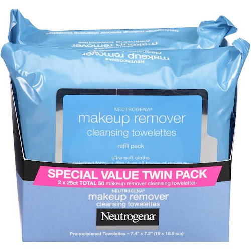 Neutrogena Makeup Remover Cleansing Towelettes - 50 count