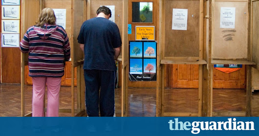 Most British citizens say EU nationals should be able to vote in UK | Politics | The Guardian