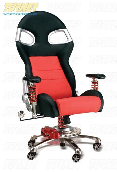 PitStop Formula One Office Chair - Turner Motorsport