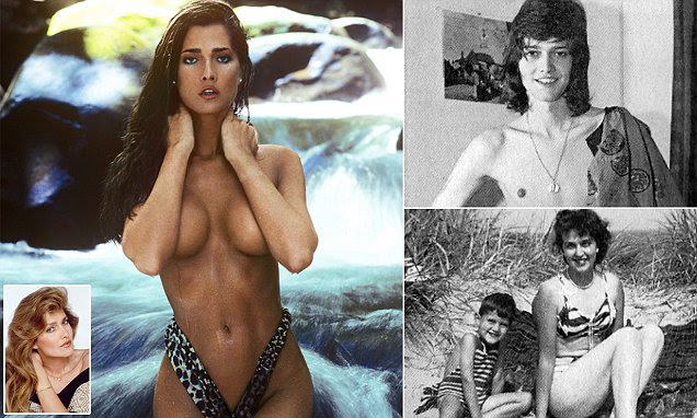 Playboy's first transgender model Caroline Cossey warns Caitlyn ...