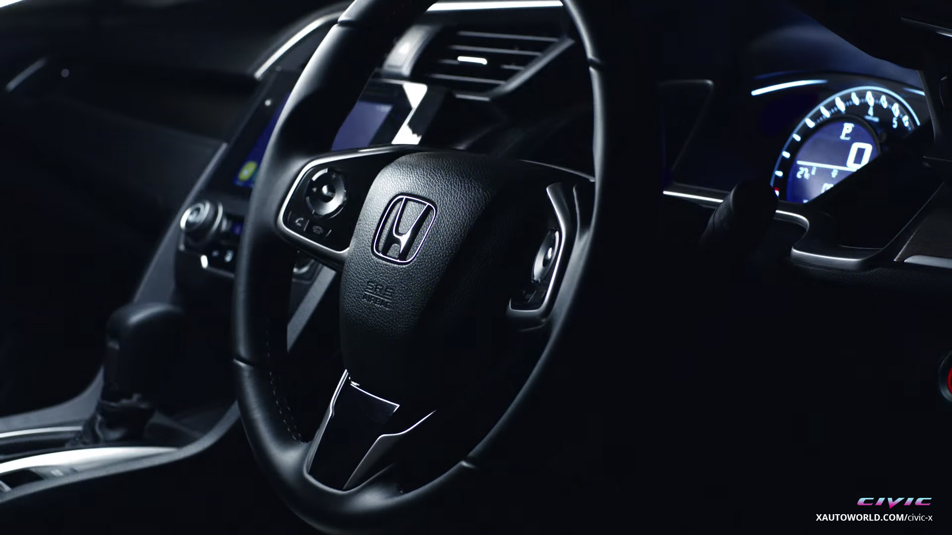 2016 Civic HD Wallpapers - X Auto