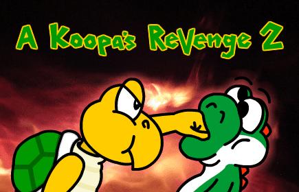 A Koopa's Revenge 2 promotional image from lambta.co