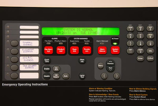 How to Choose the Best Fire Alarm Panel? - Fire Control Systems