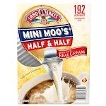 Land O Lake's Mini Moos Half & Half Liquid Creamer, 192-count