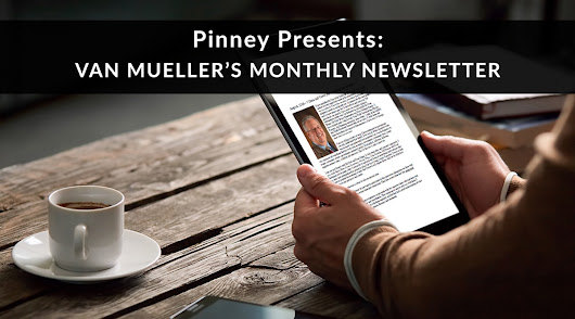 Van Mueller's Monthly Newsletter: January 2017 | Pinney Insurance