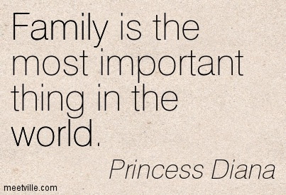 Family Is The Most Important Thing In The World Quotespicturescom