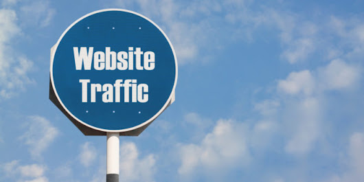 How do website servers handle a large amount of traffic per day?