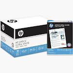 "HP Office Paper, 8.5"" x 11"" - 5000 sheets"