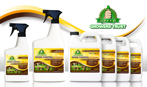 Growers Trust - Spider Mite & Powdery Mildew Killer