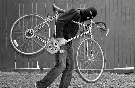 Lo que te puede pasar si compras una bici robada