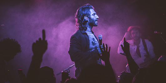 Smallpools and Great Good Fine OK at Denver's Marquis Theater