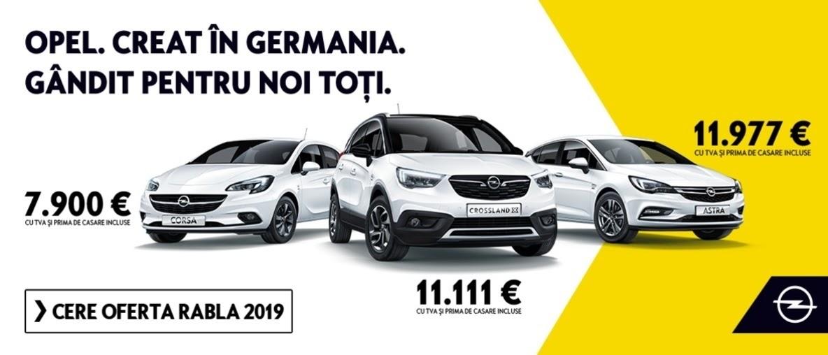 Opel Rabla 2021 Radacini - Car Wallpaper