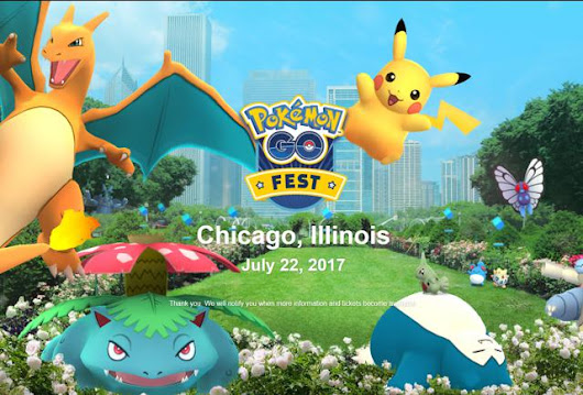 Niantic Needs To Spell Out Exactly What's Happening At 'Pokémon GO Fest' In Chicago