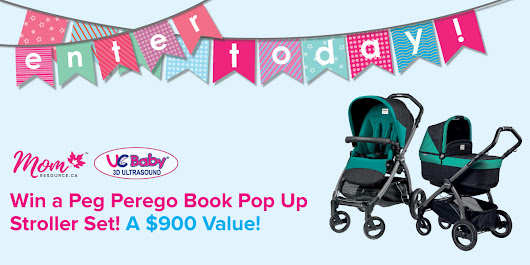 Win a Baby Stroller Set (valued at $900) - CMR & UC Baby