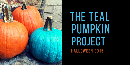 Teal Pumpkin Project: A Safe and Fun Halloween for Everyone