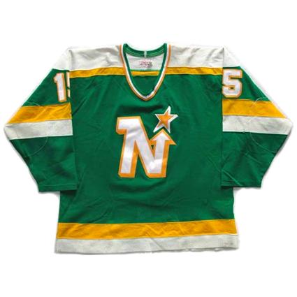 Minnesota North Stars 84-85 jersey, Minnesota North Stars 84-85 jersey