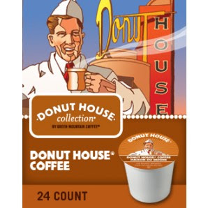 Donut House Collection Keurig Kcup coffee