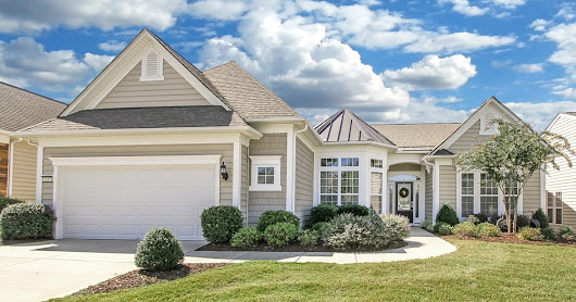 Charming Cumberland Hall w/screened porch - 7117 Shenandoah Drive, Indian Land, SC 29707