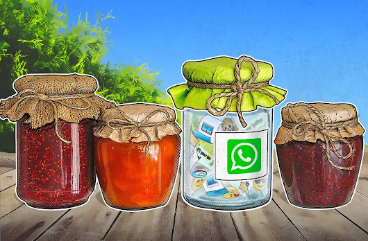WhatsApp for Android and chat backups | Kaspersky Lab official blog