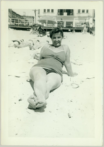 Woman at Atlantic City