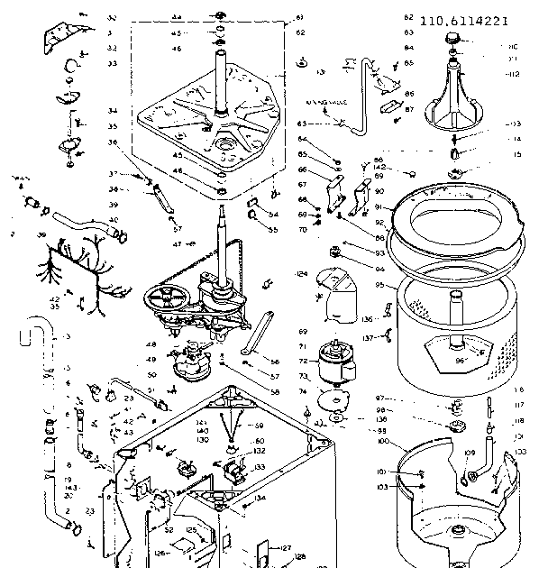 18 Beautiful Kenmore Elite Dryer Wiring Diagram
