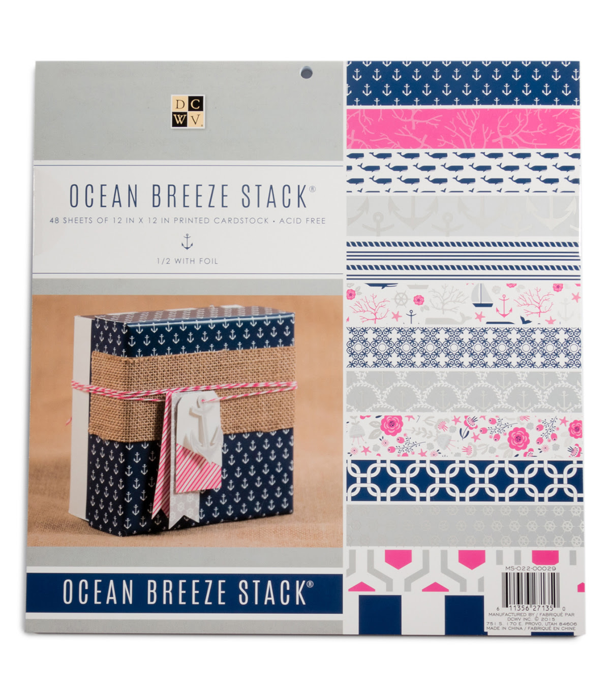 Image result for dcwv ocean breeze michaels stack
