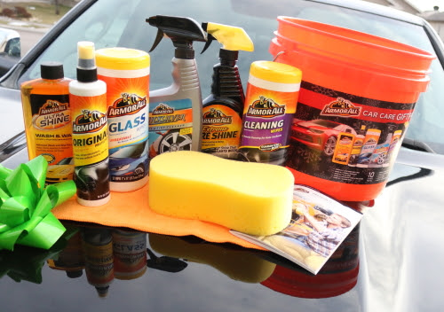 The Best Christmas Gift: Armor All Car Care Gift Pack