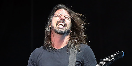 Dave Grohl's Childhood Fan Letter Proves He Was Always A Rock Star