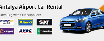 Hire a Car Mersin | Avail Best Car Rental Offers for Mersin at Low Cost