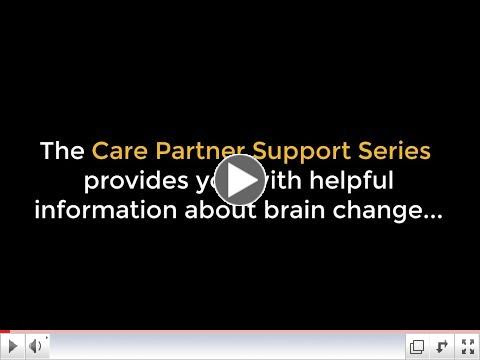 New Session of the Care Partner Support Series starts in July!