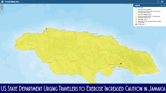 US State Department Urging Travelers to Exercise Increase Caution in Jamaica • The Disney Cruise Line Blog