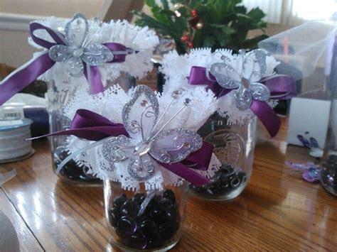 Mason jar butterfly centerpieces   Wedding ideas