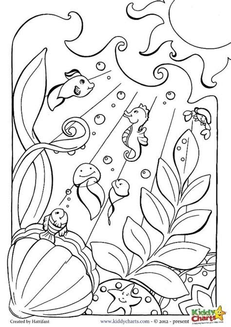 printable ocean coloring pages everfreecoloringcom